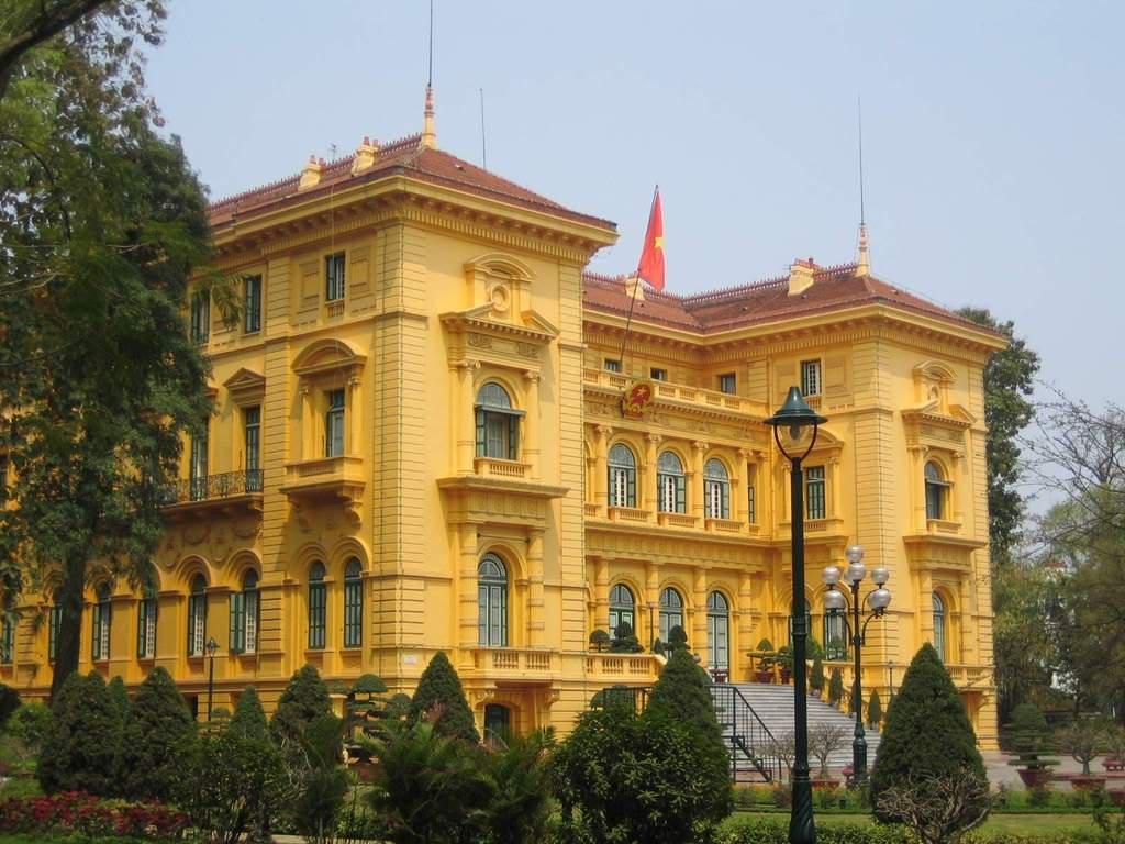 越南现代简约风格别墅